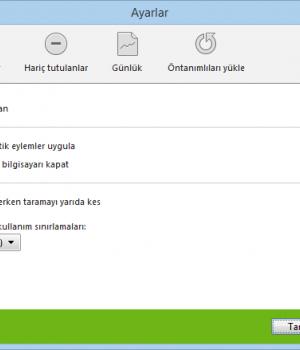 Dr. Web Antivirus Ekran Görüntüleri - 5