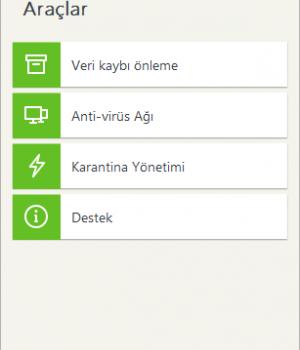 Dr. Web Antivirus Ekran Görüntüleri - 2