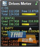 Drives Meter Ekran Görüntüleri - 2
