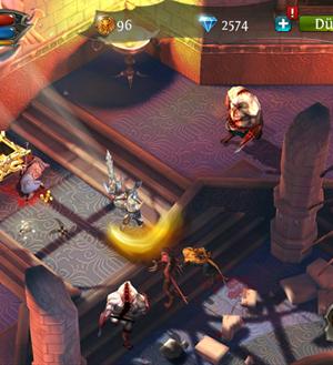 Dungeon Hunter 4 Ekran Görüntüleri - 5