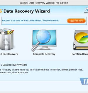 EASEUS Data Recovery Wizard Free Edition Ekran Görüntüleri - 4