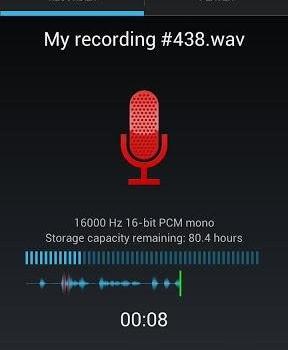 Easy Voice Recorder Ekran Görüntüleri - 4