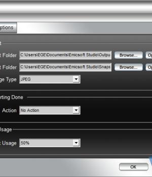 Emicsoft Video Converter Ekran Görüntüleri - 1