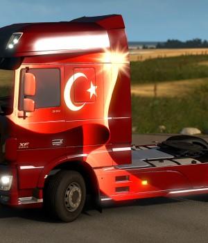 Euro Truck Simulator 2 - Turkish Paint Jobs Pack Ekran Görüntüleri - 5
