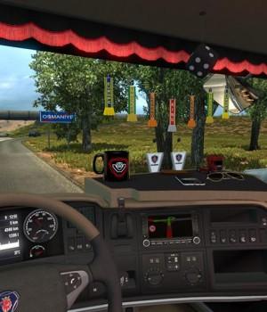 Euro Truck Simulator 2 Türkiye Haritası Modu Ekran Görüntüleri - 1