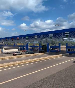 Euro Truck Simulator 2 Türkiye Haritası Modu Ekran Görüntüleri - 9