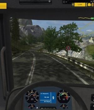 Euro Truck Simulator Ekran Görüntüleri - 1