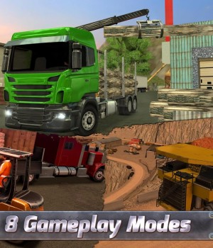 Extreme Trucks Simulator Ekran Görüntüleri - 2