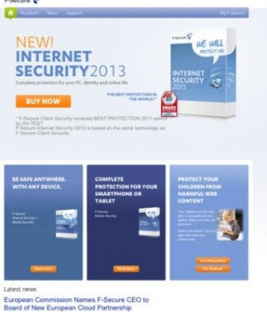 F-Secure KEY Ekran Görüntüleri - 1