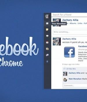 Facebook For Chrome Ekran Görüntüleri - 1