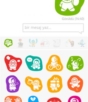 Facebook Messenger Ekran Görüntüleri - 1