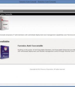 Faronics Anti-Virus Ekran Görüntüleri - 1