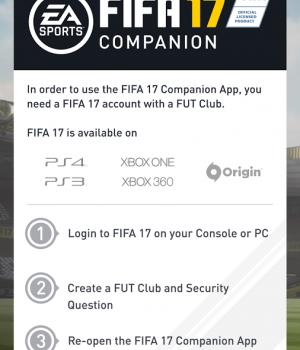 FIFA 17 Companion Ekran Görüntüleri - 5