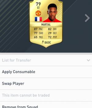 FIFA 17 Companion Ekran Görüntüleri - 3