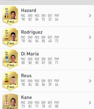 FIFA 17 Companion Ekran Görüntüleri - 1