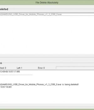 File Delete Absolutely Ekran Görüntüleri - 1