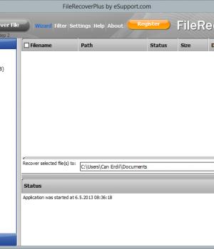 FileRecoverPlus Ekran Görüntüleri - 1