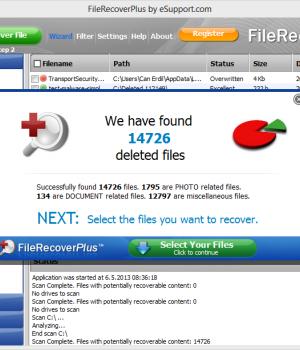 FileRecoverPlus Ekran Görüntüleri - 3