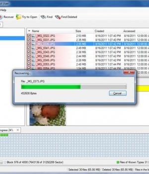 FileRescue NTFS Ekran Görüntüleri - 1