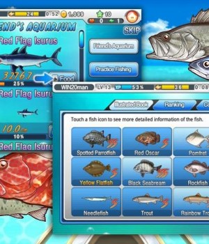 Fishing Superstars Ekran Görüntüleri - 2