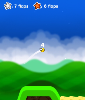 Flappy Golf 2 Ekran Görüntüleri - 1
