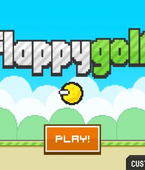 Flappy Golf Ekran Görüntüleri - 5
