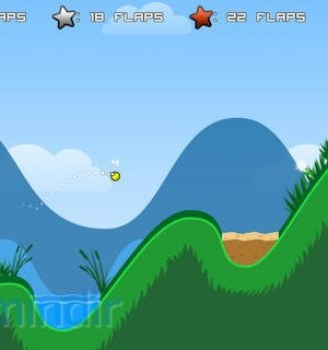 Flappy Golf Ekran Görüntüleri - 3