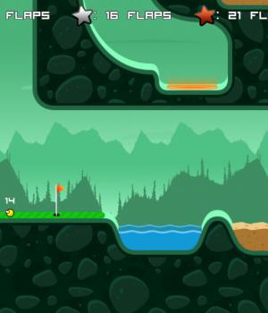 Flappy Golf Ekran Görüntüleri - 4