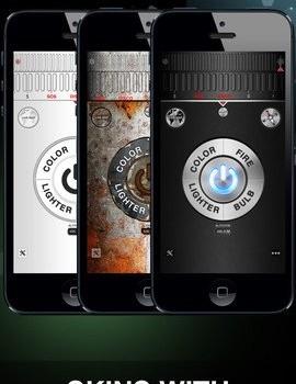 Flashlight for iPhone , iPod and iPad Ekran Görüntüleri - 4