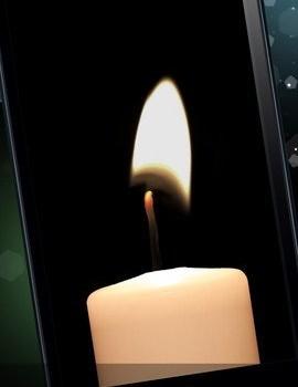 Flashlight for iPhone , iPod and iPad Ekran Görüntüleri - 3