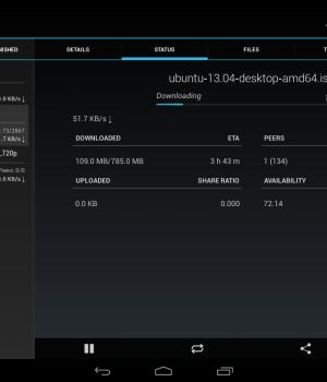 Flud - Torrent Downloader Ekran Görüntüleri - 9