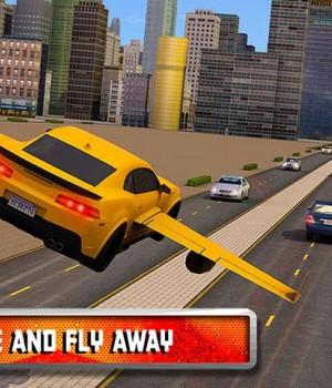 Flying Car Stunts 2016 Ekran Görüntüleri - 4