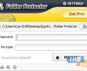 Folder Protector Ekran Görüntüleri - 2