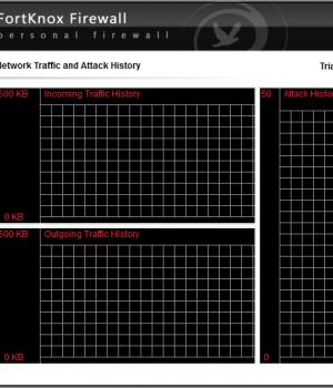 FortKnox Personal Firewall Ekran Görüntüleri - 1