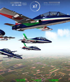 Frecce Tricolori Flight Sim Ekran Görüntüleri - 5