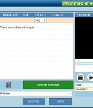 Free MOV Converter Ekran Görüntüleri - 1