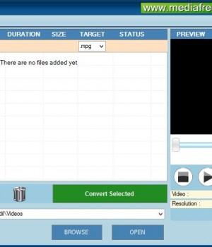 Free Video File Converter Ekran Görüntüleri - 2