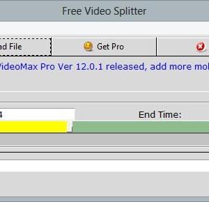 Free Video Splitter Ekran Görüntüleri - 2