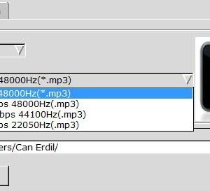 FreeStar Video MP3 Converter Ekran Görüntüleri - 1