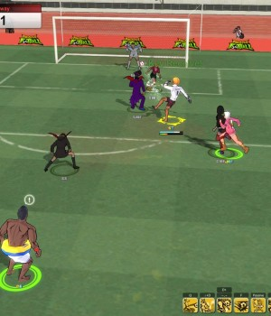 FreeStyle Football Ekran Görüntüleri - 4