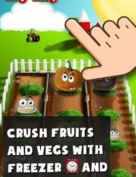 Fruit Smasher Free Ekran Görüntüleri - 1