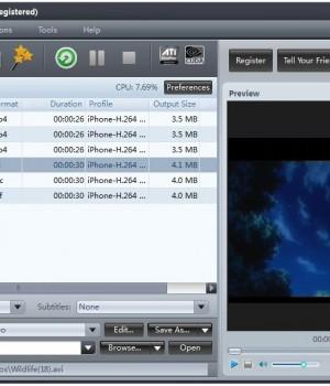 Full Video Converter Ekran Görüntüleri - 5