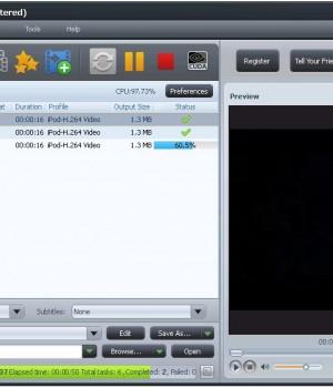 Full Video Converter Ekran Görüntüleri - 4