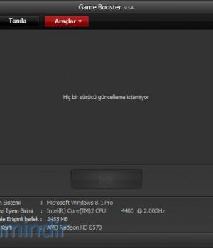 Game Booster Ekran Görüntüleri - 1