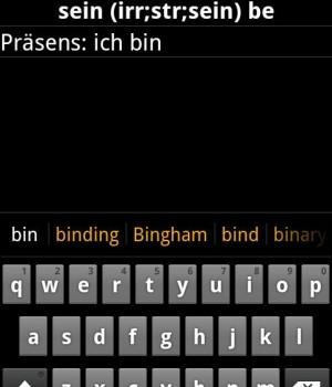 German Verbs Ekran Görüntüleri - 4