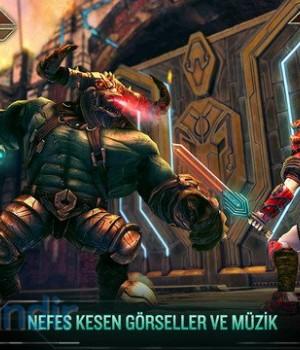 Godfire: Rise of Prometheus Ekran Görüntüleri - 3