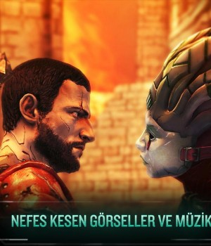 Godfire: Rise of Prometheus Ekran Görüntüleri - 5