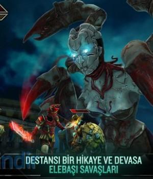 Godfire: Rise of Prometheus Ekran Görüntüleri - 2
