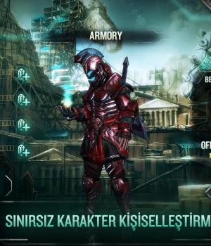 Godfire: Rise of Prometheus Ekran Görüntüleri - 4
