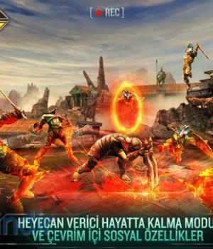 Godfire: Rise of Prometheus Ekran Görüntüleri - 1